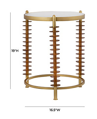 Tres  Side Table, , large