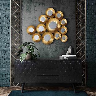 Vivid Gold Mirror, , rollover
