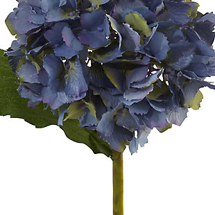 """Nearly Natural  12"""" Hydrangea Artificial Flower (Set of 12), , rollover"""