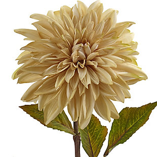 "Nearly Natural  28"" Dahlia Artificial Flower (Set of 6), , rollover"