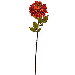 """Nearly Natural  28"""" Dahlia Artificial Flower (Set of 6), , large"""