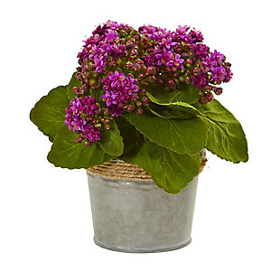Nearly Natural  Kalanchoe Artificial Arrangements (Set of 3), , large