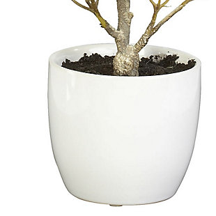 "Nearly Natural  18"" Olive Tree w/Vase (Set of 2), , rollover"