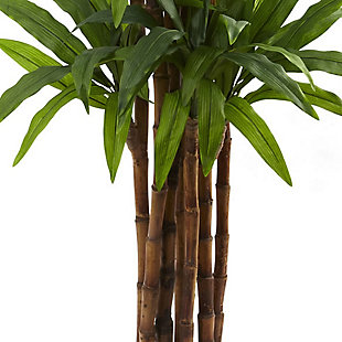 Nearly Natural  6.5' Dracaena Tree, , rollover