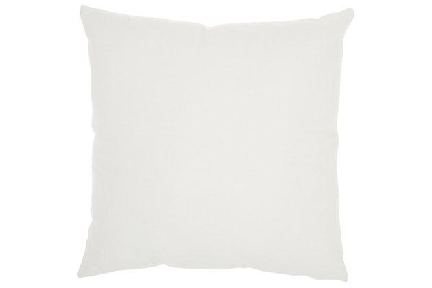 "Nourison Mina Victory 18"" x 18"" Throw Pillow, Green, large"