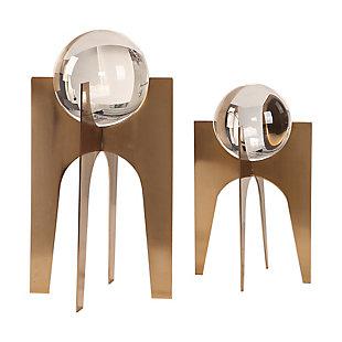 Truly Calm Ellianna Crystal Spheres (Set of 2), , large