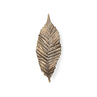 "Mercana  13.5""H Medium Metal Leaf Wall Art, , large"