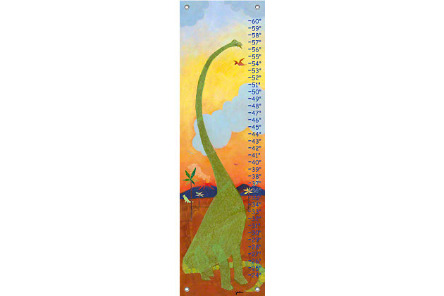 Home Accents Growth Chart Wall Art