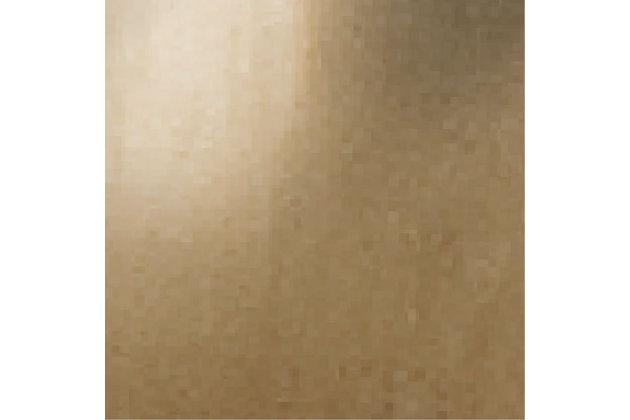 "Sun Zero Sun Zero Bronn Industrial 3/4"" Room Darkening Curtain Rod, 66-120"", Aged Brass, Brass, large"