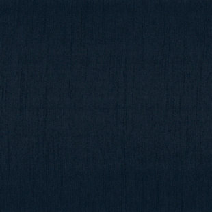 """Home Accents All Seasons Waterfall Window Valance, Navy, 52"""" x 36"""", Navy, large"""