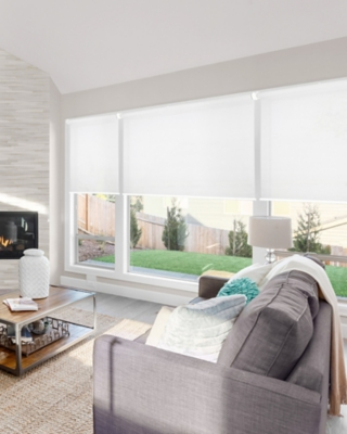 Buy Chicology Cordless Roller Shades, Urban White, 33