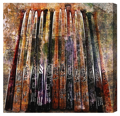 """Home Accents 24""""x24"""" Canvas Art, Multi, large"""