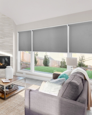 Buy Chicology Cordless Roller Shades, Urban Gray, 37