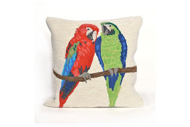 Home Accents Indoor/Outdoor Pillow