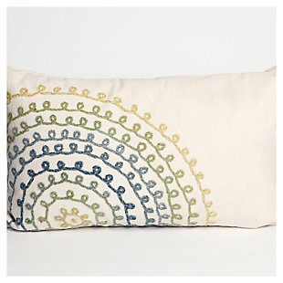 Home Accents Indoor-Outdoor Pillow, Multi, rollover