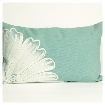 Ashley Home Accents Indoor-Outdoor Pillow, Blue