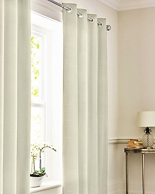 "Chicology Curtain Panels, Virginia Cream, 52"" X 84"", Virginia Cream, rollover"