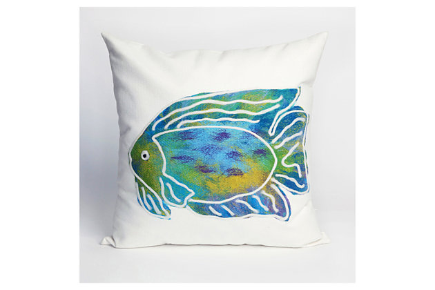 Home Accents Indoor-Outdoor Pillow, , large