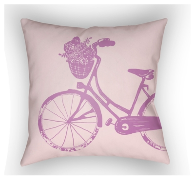 Ashley Home Accents Pillow, Purple