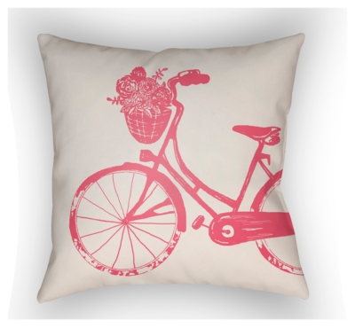 Ashley Home Accents Pillow, Pink