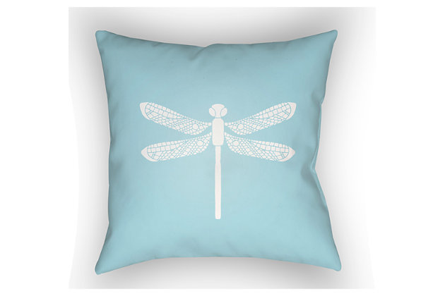 Home Accents Pillow by Ashley HomeStore, Blue