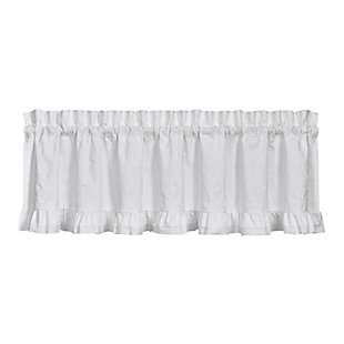"""Piper & Wright Piper & Wright Emily 88"""" x 15"""" Window Straight Valance, , rollover"""