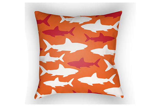 Orange Home Accents Pillow by Ashley HomeStore