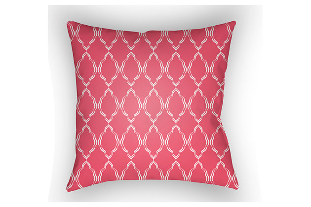 Pink Home Accents Pillow by Ashley HomeStore