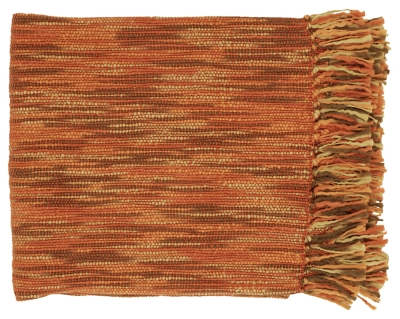 Home Accents Throw, Red, large