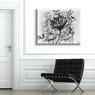 My Annis Noir 24 x 36 Canvas Wall Art, Black/Gray/White, rollover