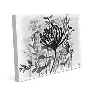 My Annis Noir 24 x 36 Canvas Wall Art, Black/Gray/White, large