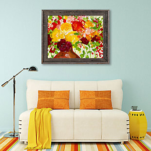 Color of Joy Zoom 11 x 14 Metal Wall Art, , large