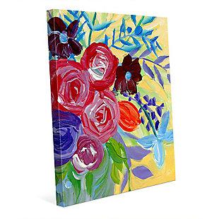 Edony Close 24 x 36 Canvas Wall Art, Multi, rollover