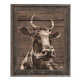 Audelia Epsilon 20X30 Barnwood Framed Canvas, , rollover