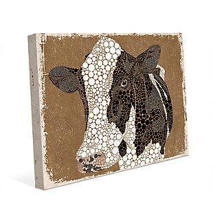 Dottie The Cow Epsilon 24x36 Canvas Wall Art, Multi, rollover