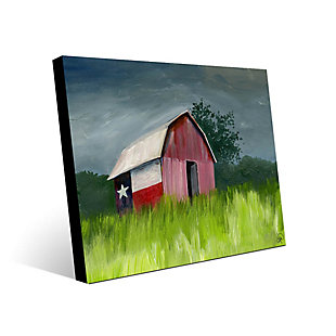 After The Storm Omega 24X36 Metal Wall Art, Multi, large