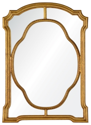 Ashley Home Accents Accent Mirror, Metallic