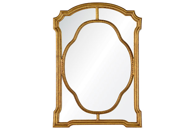 Home Accents Accent Mirror by Ashley HomeStore, Black
