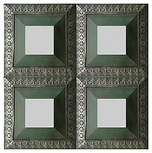 Home Accents Accent Mirror (Set of 4), , large