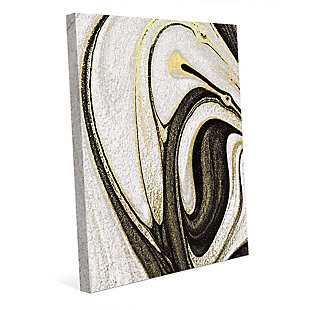 Howlite and Onyx 20 x 24 Canvas Wall Art, , rollover