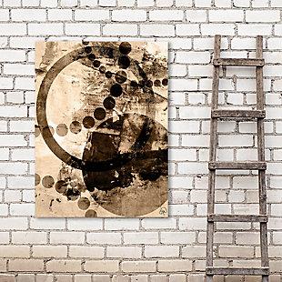 Spinning Crashing Plates 24X36 Metal Wall Art, , rollover