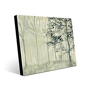 Misty Forest Alpha 20X30 Metal Wall Art, , large