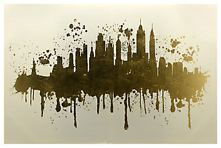 Home Accents NYC Skyline Canvas Art, , rollover