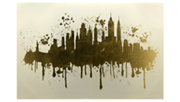 Home Accents NYC Skyline Canvas Art, , large
