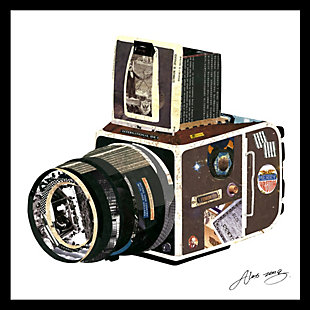 Home Accents Camera Collage Art, , large