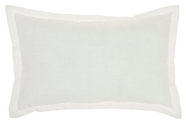 """Nourison Kathy Ireland Home 12"""" x 20"""" Throw Pillow, , large"""