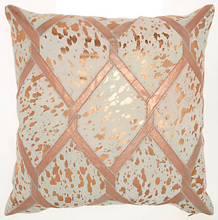 "Nourison Mina Victory Sofia 18"" X 18"" Throw Pillow, , large"