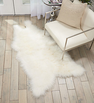 Nourison Mina Victory Couture 3' x 5' Rug, , large