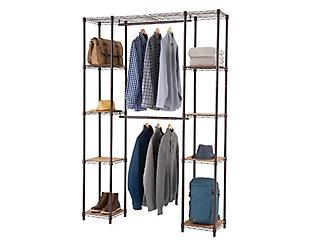 TRINITY Expandable Closet Organizer, , large