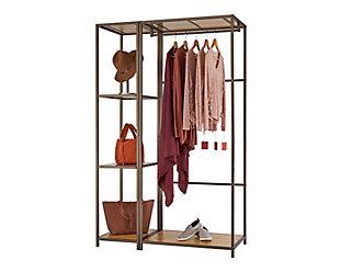 TRINITY 45x20x72 Modular Closet Organizer, , large
